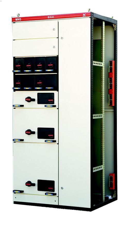 MNS低压抽出式开关柜体(标准型)