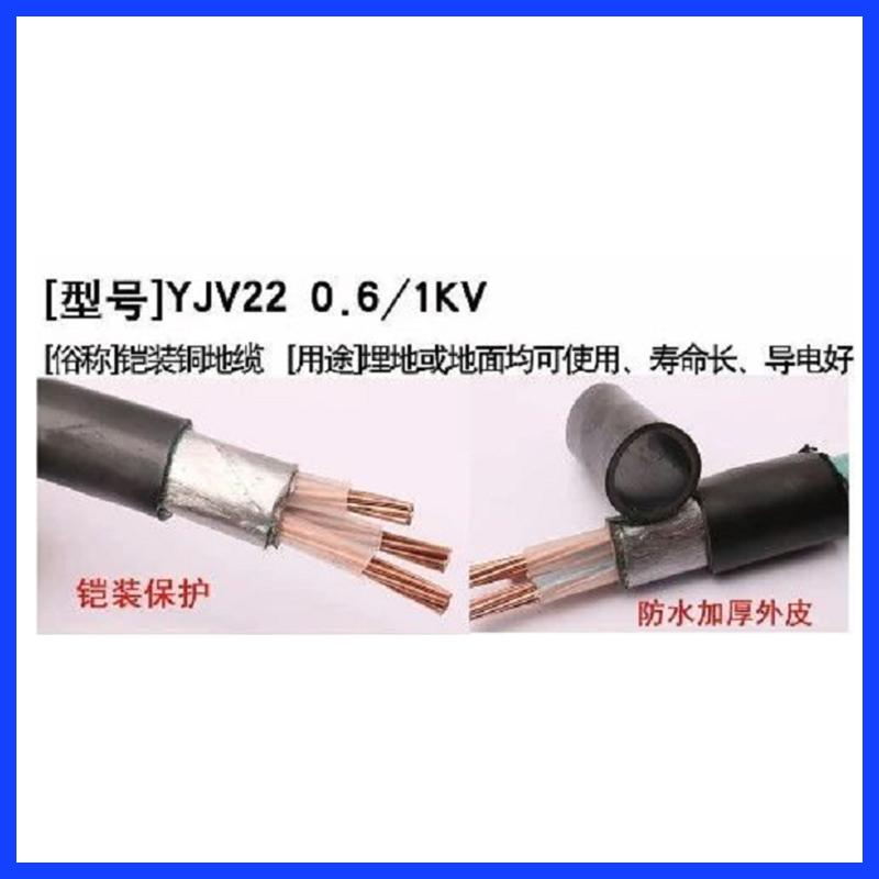 低压辐照交联聚乙烯绝缘电力电缆(