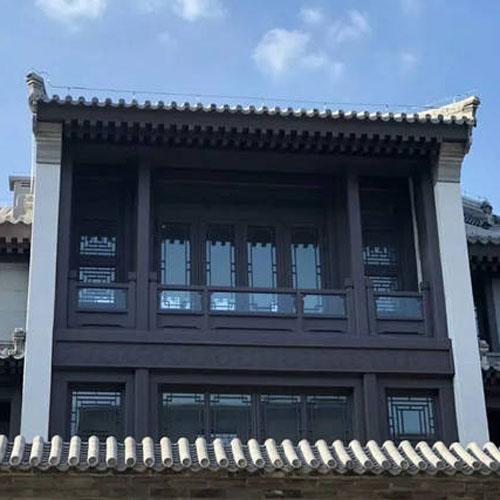 郑州中式铝门窗批发