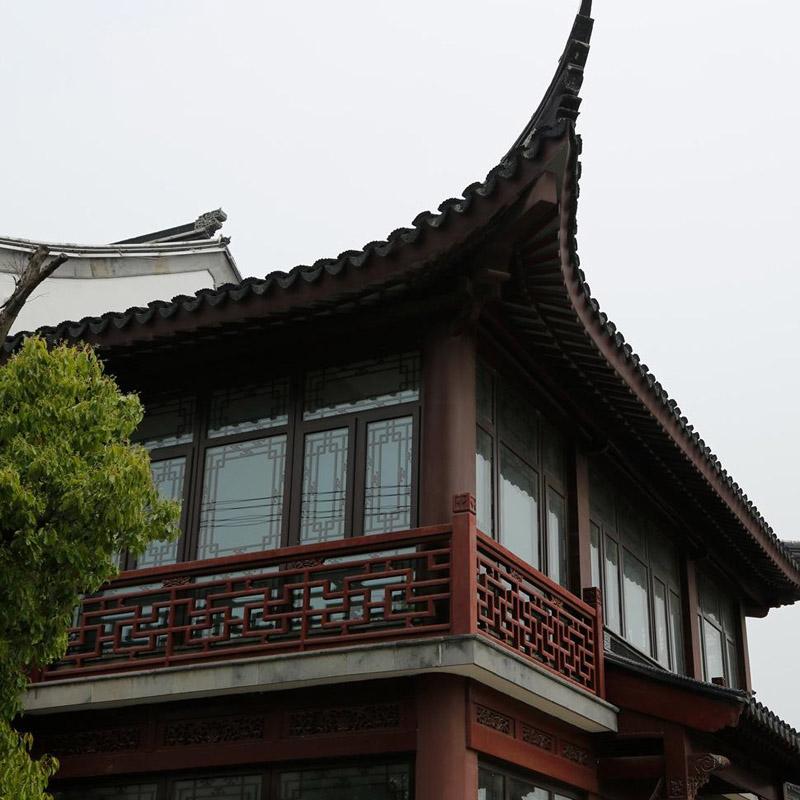 郑州仿古铝门窗厂家