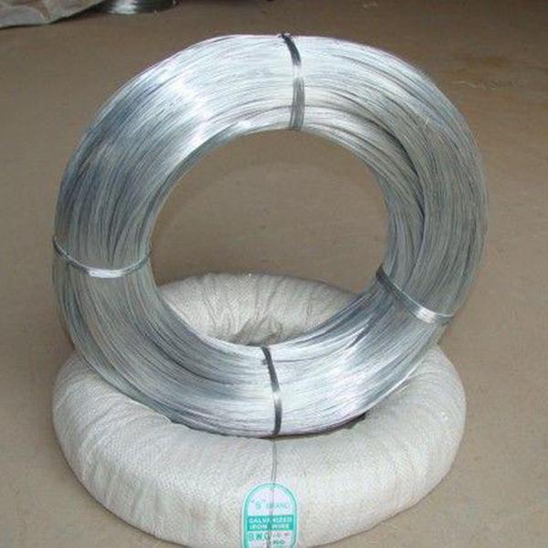 供应热镀锌钢丝