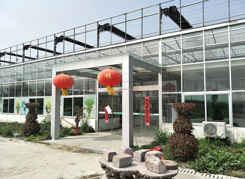 【歌珊温室】河南温室/郑州温室温度的调控
